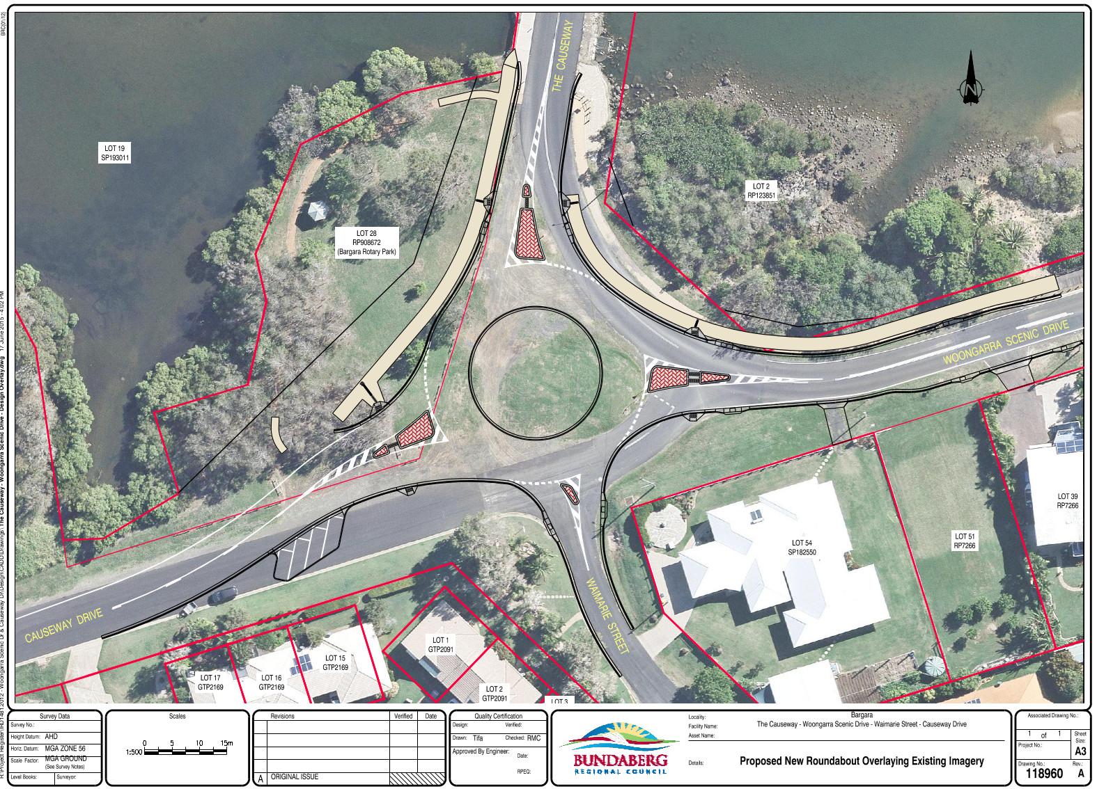 The Causeway - Woongarra Scenic Drive - Design Overlay-118960