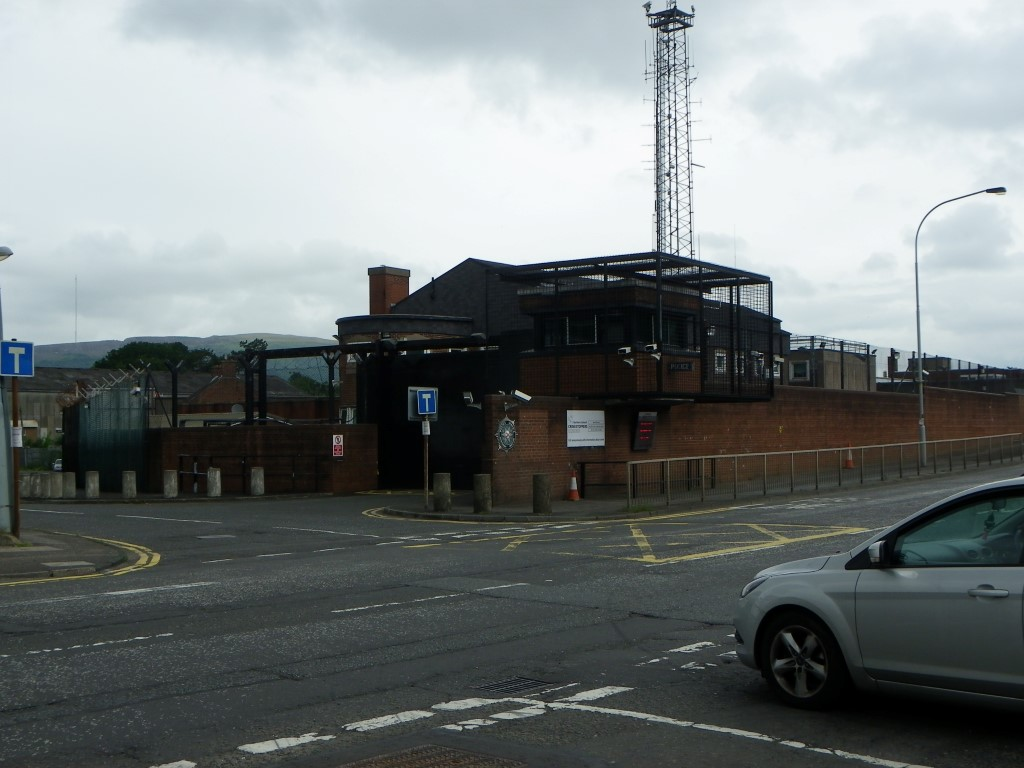 Dunmurry Police Station
