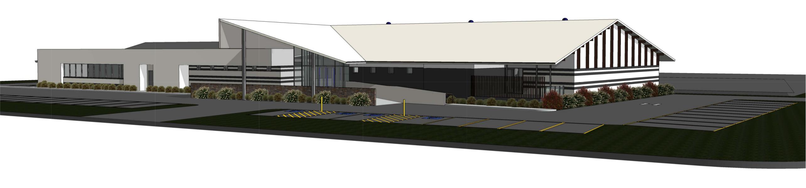 Sandhills Sports Club Concept